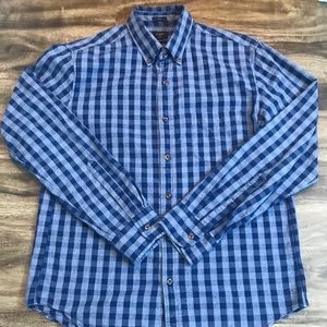 J Crew Slim Fit Button Down Shirt